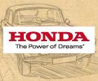 Produite entre 1966 et 1970, la popularité de ce coupé sportif est telle, que le grand Franquin notamment en fera la voiture de Spirou. A retrouver sur le Stand Honda et dans les allées ...