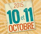 On bloque la date, pour les 10 et 11 octobre 2015.  Venez nombreux pour cette 2e édition.