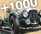 + de 1.000 voitures inscrites !
